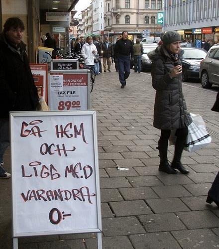 Svensk porr hej nu ska ja onanera - 5 6