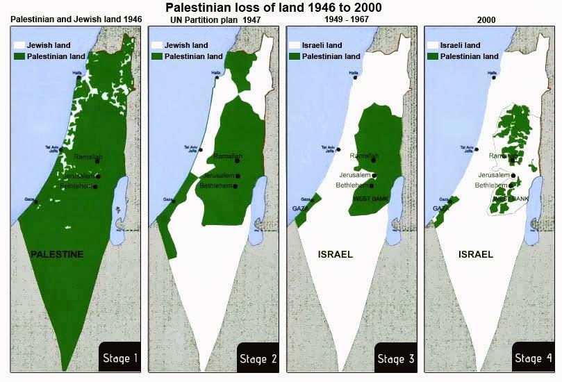Deporterade palestinier far atervanda