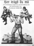 Nazistpropaganda till arbetarklassen.